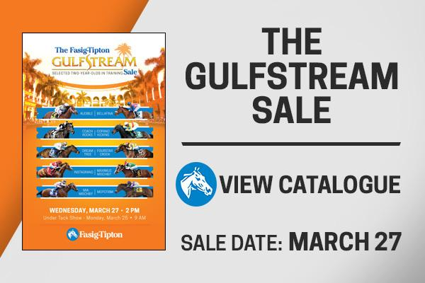 the gulfstream sale