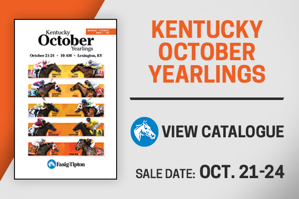 kentucky october yearlings